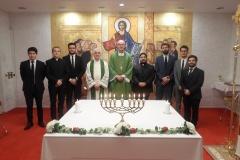 Apostolic Nuncios's visit (2019)