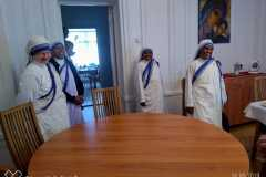 Visit of the Sisters of Mother Teresa of Calcutta (2019)